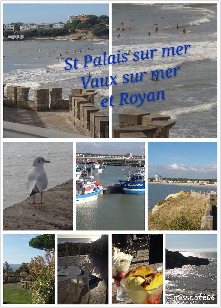 Si on veut tout voir en Charentes maritimes, il faut au moins 3 semaines et plus de vacances. Très agréable région