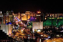 Las Vegas. Maybe stereotypical, but these are places I want to see. So, take that...