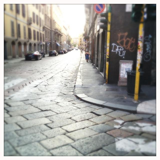 Milano - Zona Brera