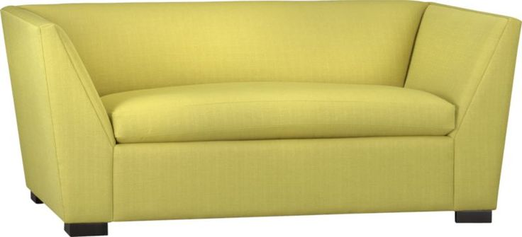 Julius Grass Twin Sleeper Sofa In Sofas | CB2. Could Be Good Accent Color |  Furniture | Pinterest | Twin Sleeper Sofa And Sleeper Sofas