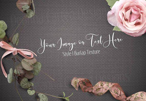 Mockup style mockups floral mock up top view mockup art