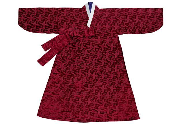 Durumagi (Coat)   19th century Seok Juseon Memorial Museum, Dankook University