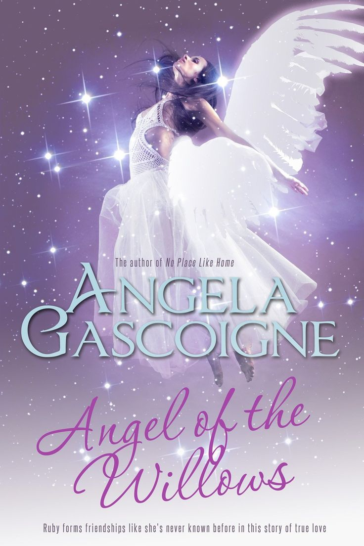 #promocave Books Angel of The Willows by Angela Gascoigne @A_Gascoigne
