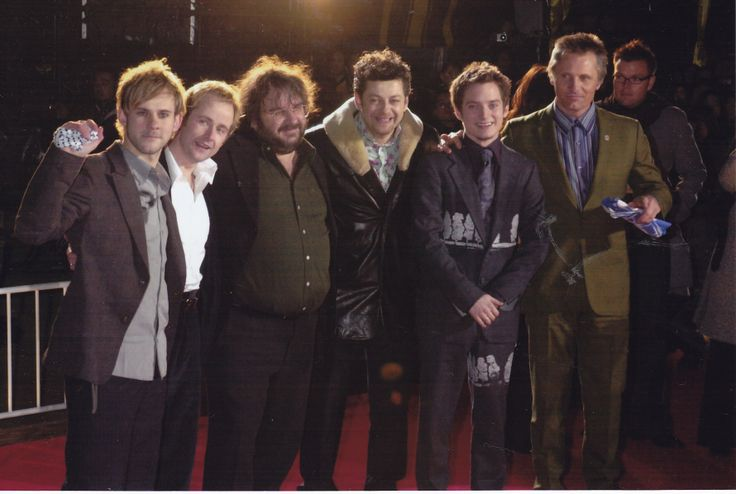 Lord Of The Rings Twin Towers Cast
