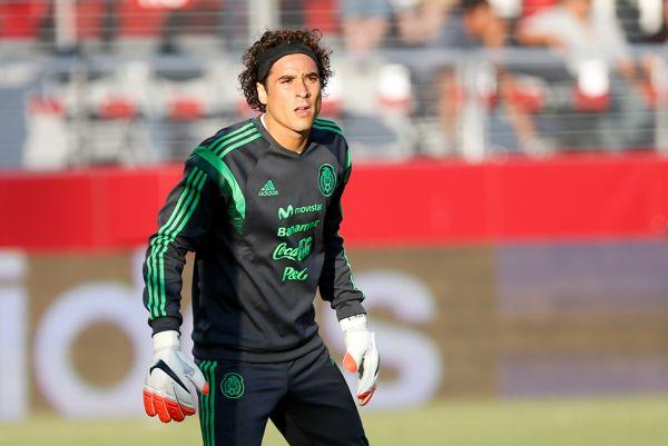Mexico Guillermo Ochoa