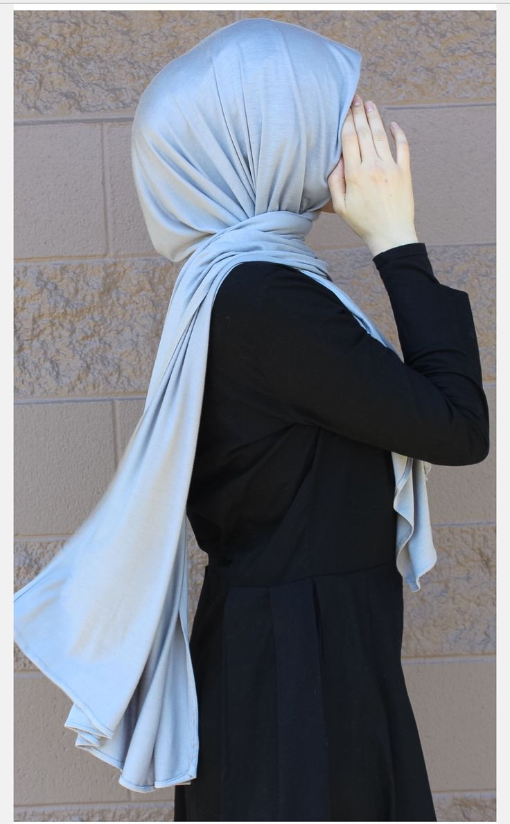 Luxurious jersey hijab from www.thehijabcity.com. FREE US shipping
