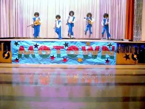 5 Third Graders Nervously Walk On Stage And Face Away From The Crowd. When They Turn Around? AWESOME | American Overlook