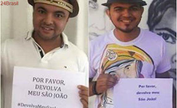 Artistas do Piauí aderem a campanha pela valorização do 'São João'