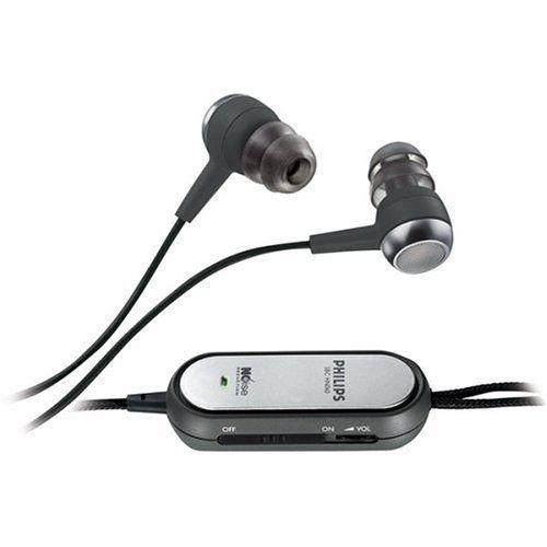 Philips SBC HN060 Noise Cancelling Headphones Earphones #Philips