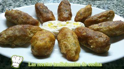 Receta de albóndigas de bacalao caseras         -          Recetas de cocina con sabor tradicional