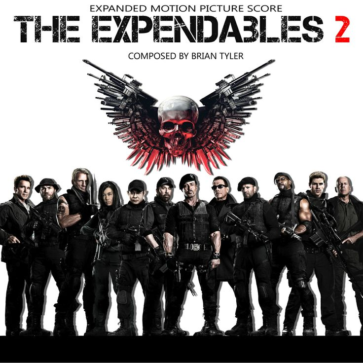 Expendables 2 expanded