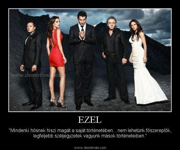 Ezel tv series quotes