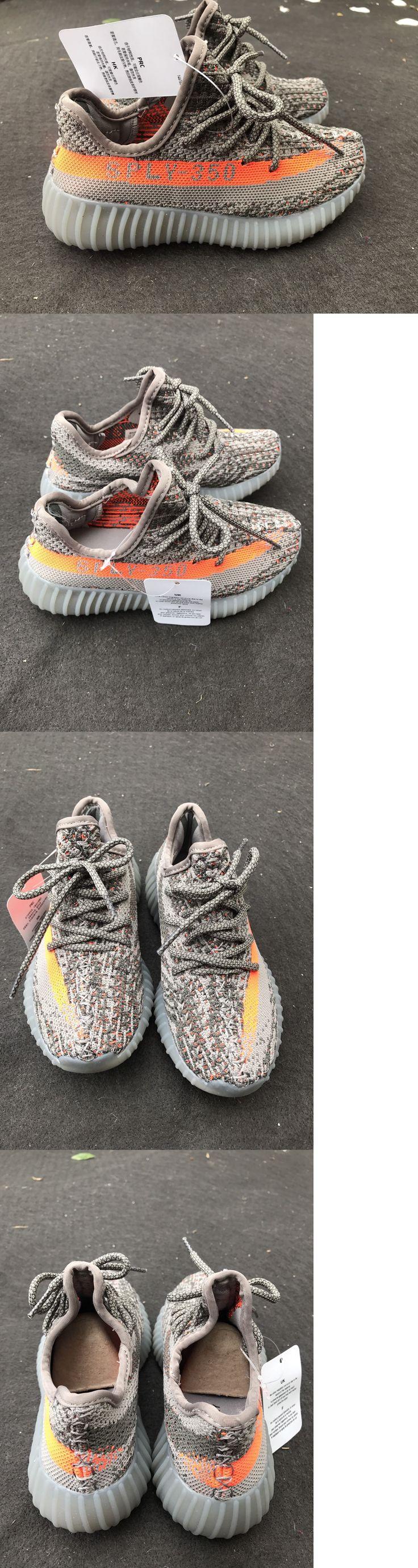 Infant Shoes: Custom 350 Beluga V2 Toddler Kids Baby Yeezy -> BUY IT NOW ONLY: $85 on eBay!