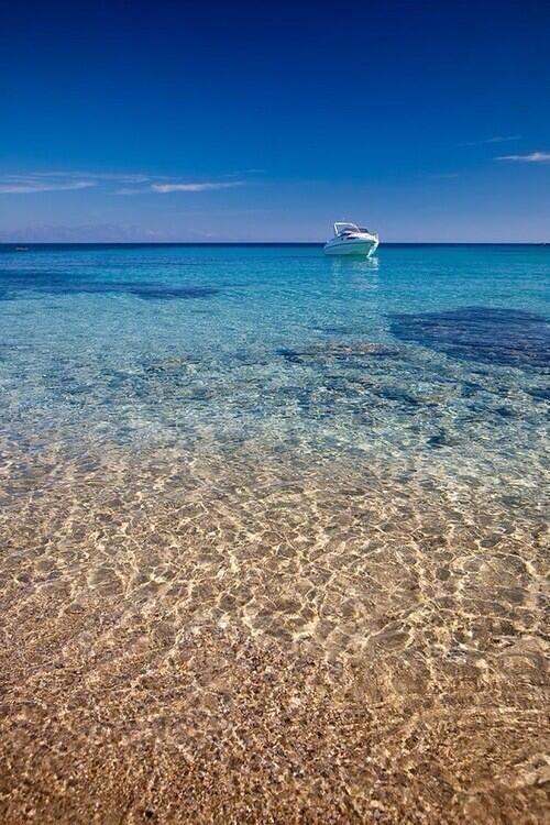 Crystal waters ~ Rhodes, Greece ...