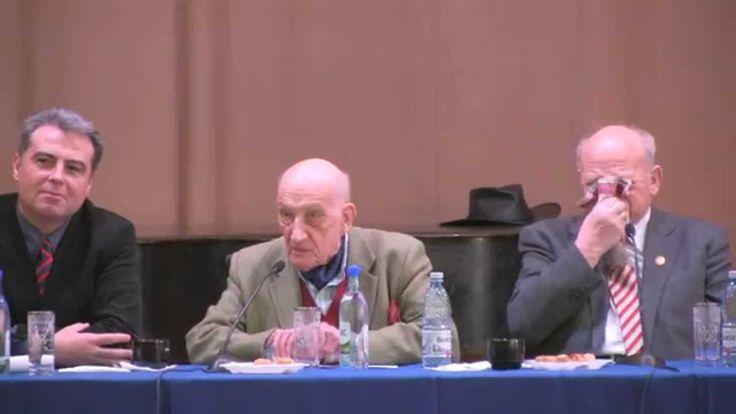 Prof. Univ. Dr. Neagu Djuvara / Matineul de Duminica - Evreii din Romania (17.02.2013)
