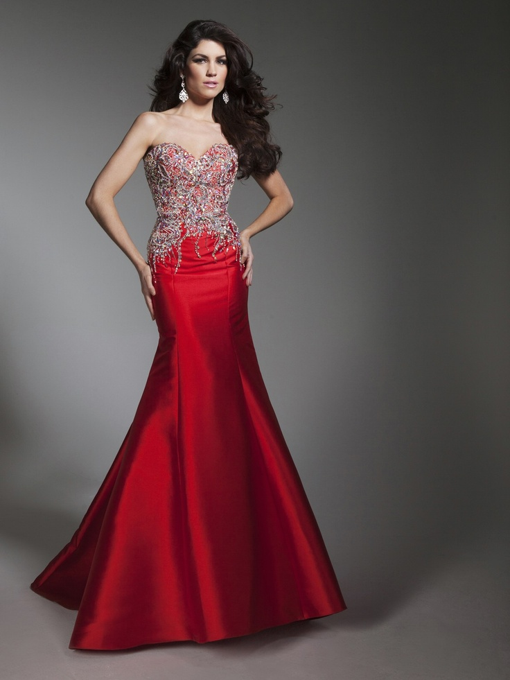 Tony Bowls Collection - Style 213C30 #pageant #dresses