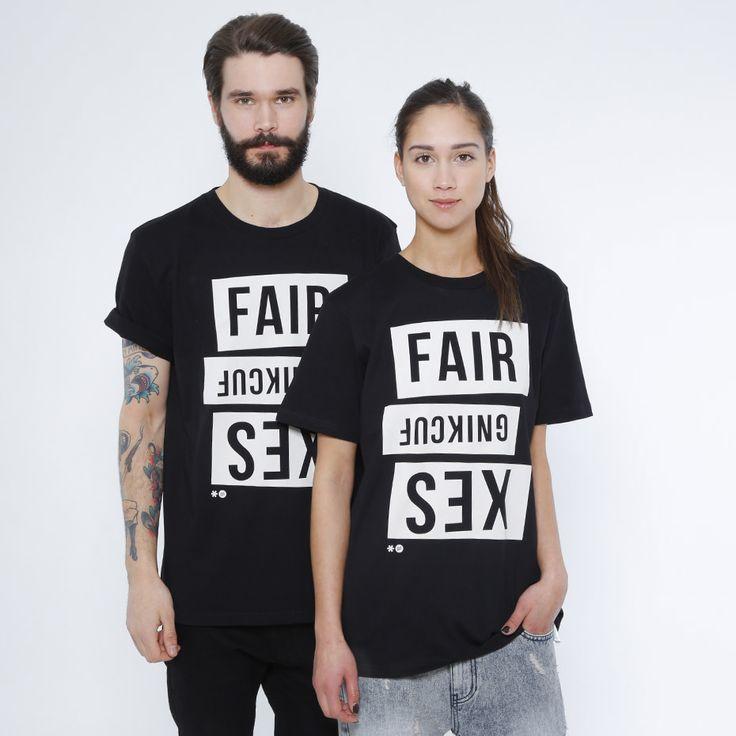 T-Skjorte - Fair Fucking Sex