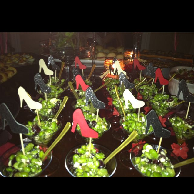 Shoe Party Decorations   Shoe Themed Party Idea   im turning 30 soon - party ideas! ;)