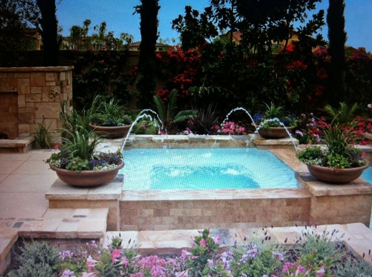 Best 20+ Spool pool ideas on Pinterest  Small pools, Plunge pool and Small yard pools