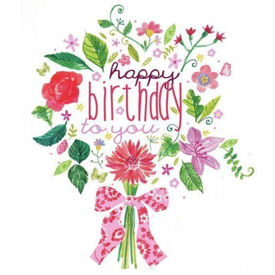 Best 25+ Cute happy birthday ideas on Pinterest  Happy birthday art, Happy b...