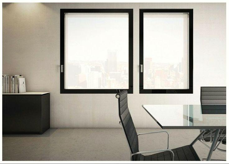 Finestre raso muro, belle come quadri! Scopri i vantaggi delle finestre raso muro Palomba. #finestre #arredamento #interior #design