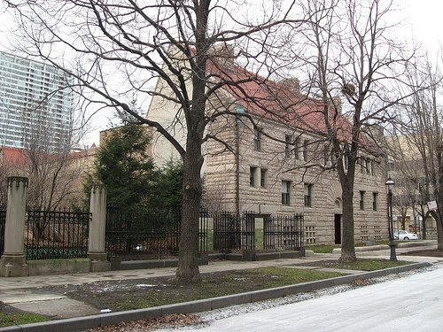 22 best images about home romanesque on pinterest for Glessner house