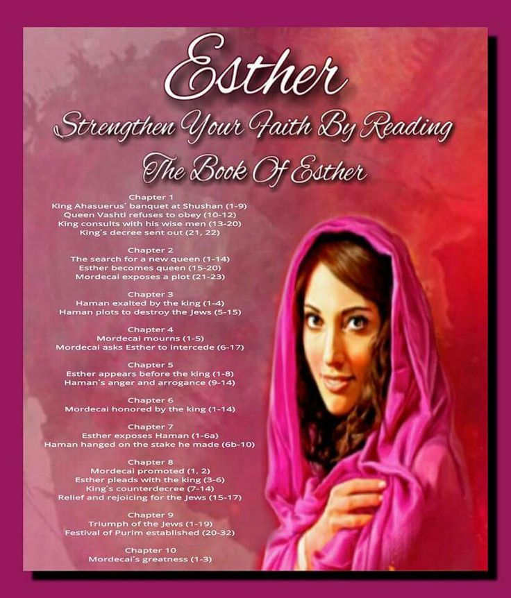 a study of the book of esther The book of esther is best described as historical fiction its setting is in the  persian court in the capital of susa during the fifth century bce whoever wrote  this.
