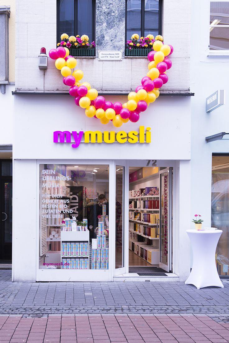 mymuesli Laden Bonn in Bonn, Nordrhein-Westfalen