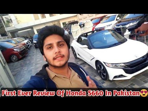 First Ever Review Of Honda S660 Turbo In Pakistan Best Budget