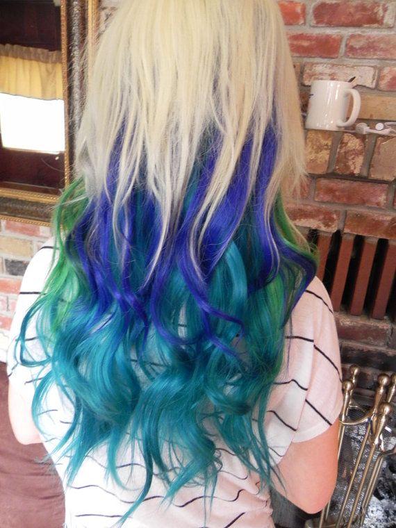 Teal Hair Dye That Lasts
