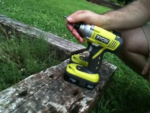 http://Ryobi.TruReview.org Ryobi Cordless Drill Review This is a quick review for the Ryobi Cordless Drill and Impact Driver. I just received these from Amaz…