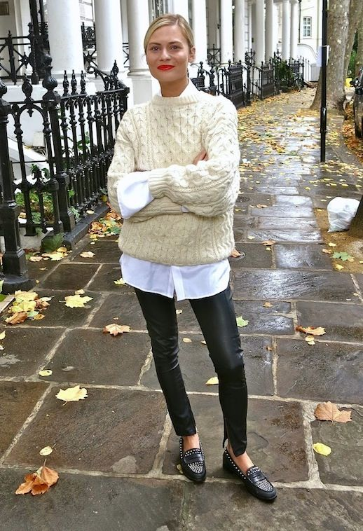 Le Fashion: A British Blogger's Take On Masculine-Inspired Style