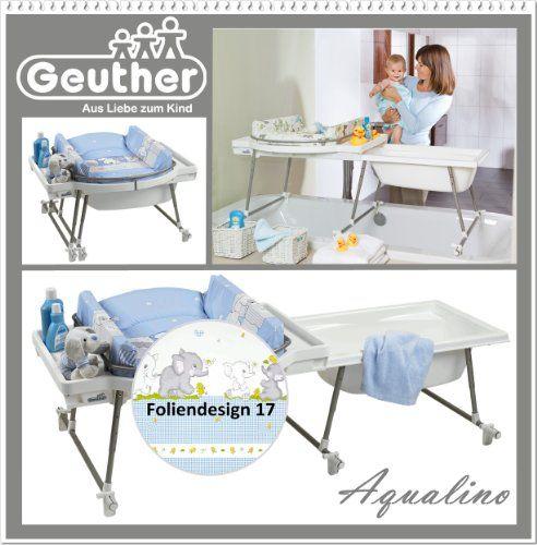 Table à langer et baignoire adaptable sur une baignoire