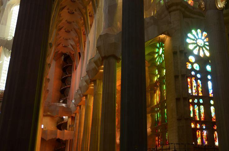 #sagradafamilia #barcelona #hiszpania #spain