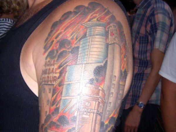 Tattoo Design Bild: Best 25+ Building Tattoo Ideas On Pinterest