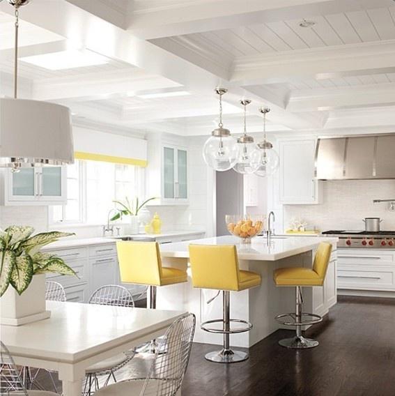 bright kitchen kitchen renovation pinterest
