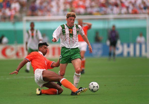 Gr. F: Ireland - Netherlands 1:1