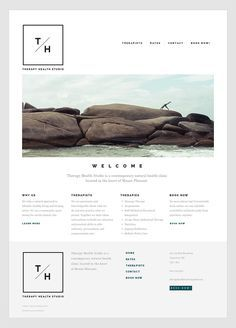 Very clean web design. I need something with a little more punch but overall this is in the right vein.