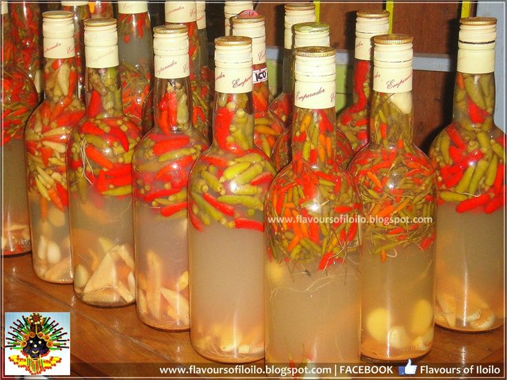 Every region in the Philippines has it's own version of a spiced vinegar and a name for it. In most parts of Western Visayas especially i...