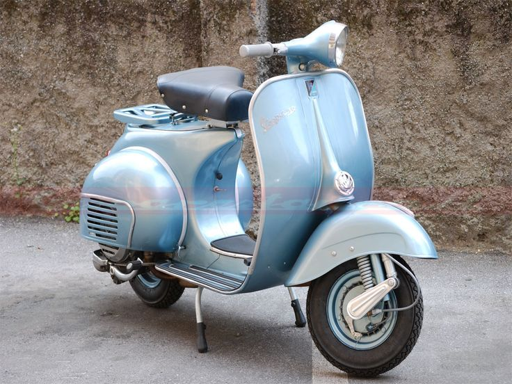 ..._Vespa Italy 1961 model