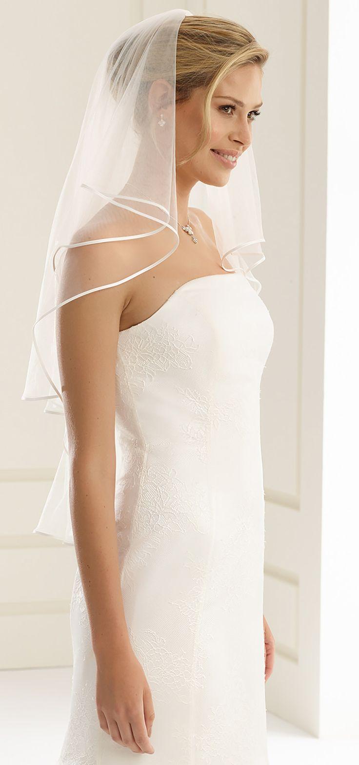 Magical veil S5B from Bianco Evento #biancoevento #veil #weddingdress #weddingideas #bridetobe
