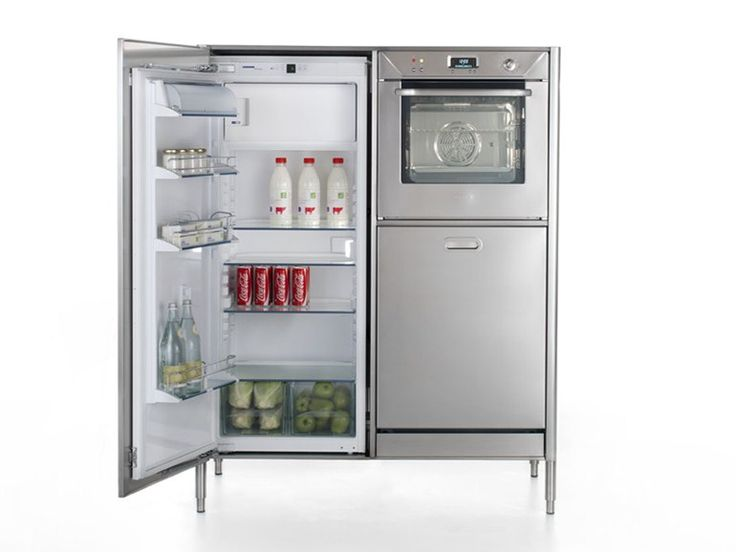 Stainless Steel Kitchen Freestanding Unit Liberi In Cucina Collection By  ALPES INOX