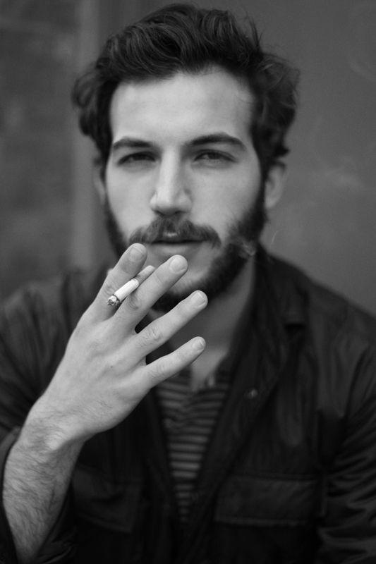 .: Man Clutches, Men Smoke, Men Hair, Handsome Men, Beards Pornographi, Smoke Men, Alex Restivo, Hipster Men, Alex O'Loughlin