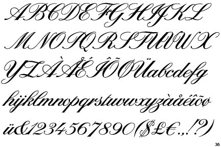 Copperplate Font Google Search Font References