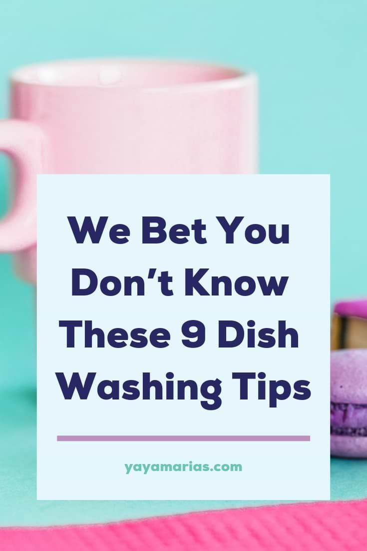 How To Hand Wash Dishes Like A Pro Washing Dishes All Natural