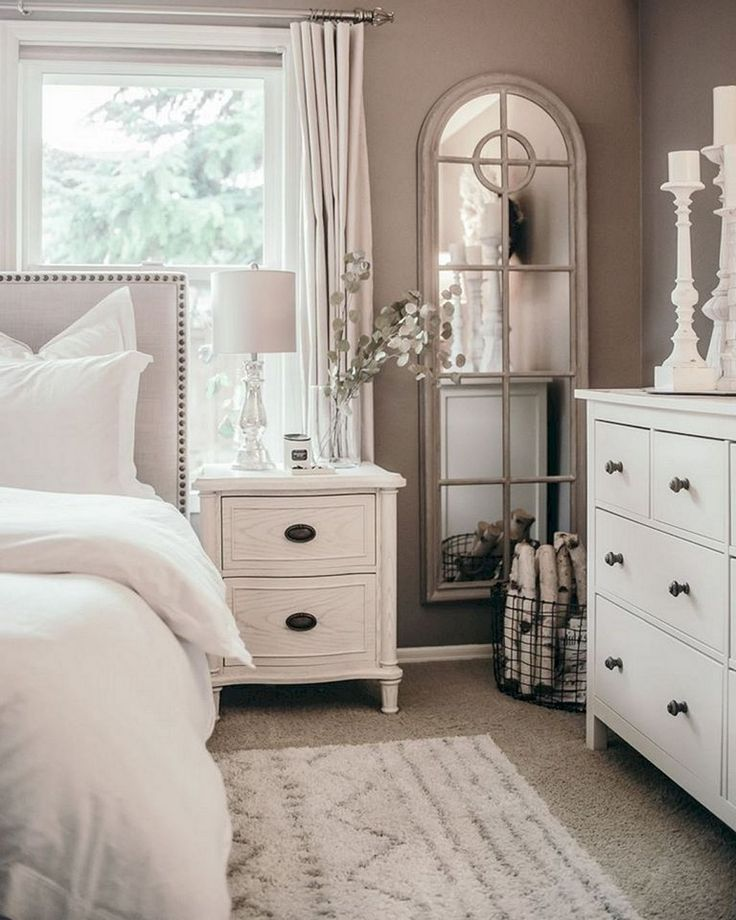 How To Decorate Bedroom For Romantic Night Fun Home Design Rustic Master Bedroom Master Bedrooms Decor Bedroom Ideas Pinterest