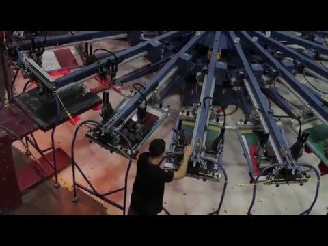 Knowledge Center | DECORATOR TIPS | Screen Printing on 100% Polyester | Gildan