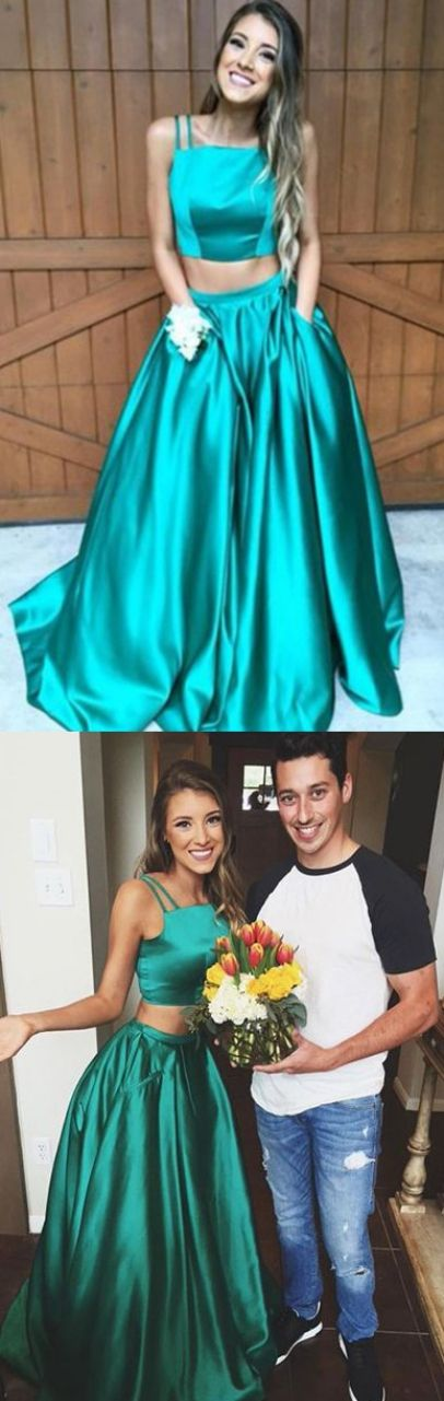 Two Piece Prom Dresses, Long Prom Dresses, Green Prom Dresses, Prom Dresses Long, Prom dresses Sale, Spaghetti Strap Prom dresses, Prom Long Dresses, Two Piece Dresses, Spaghetti Strap dresses, Floor Length Dresses, Spaghetti Strap Prom Dresses, Bodice Prom Dresses, Floor-length Prom Dresses