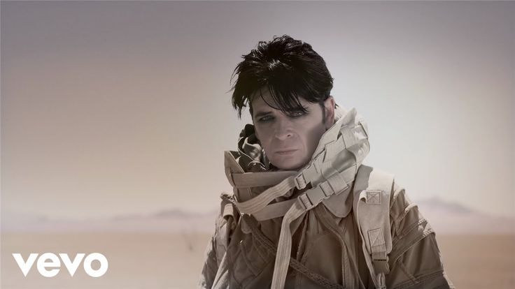 "Gary Numan - ""My Name Is Ruin"" (Official Video)"