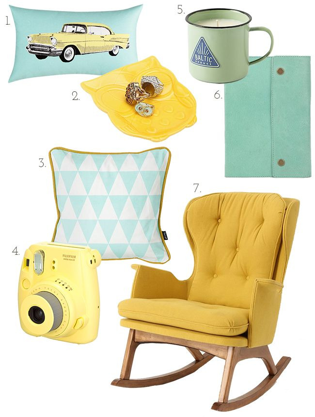 mint color schemes living room | Cushion Cover 30x50, H&M